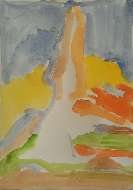 , 'Cappadocia I,' 2016, Zilberman Gallery