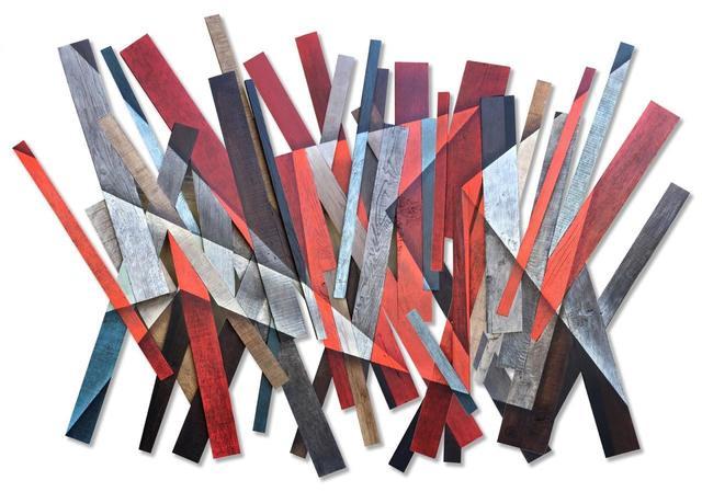, 'ROBLE 211,' 2017, Yael Rosenblut Gallery