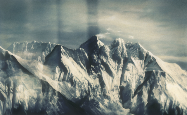 , 'Mount Everest, Himalaya,' 2016, CFHILL