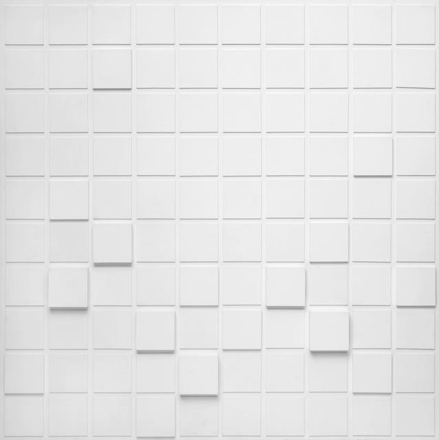 Pilar Ferreira, '10x10', 2007, Museo de Arte Contemporáneo de Buenos Aires