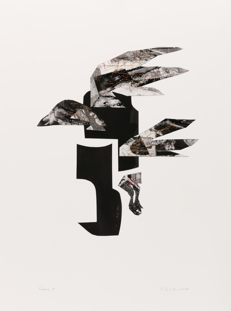 , 'Raven 3,' 2017, TAI Modern