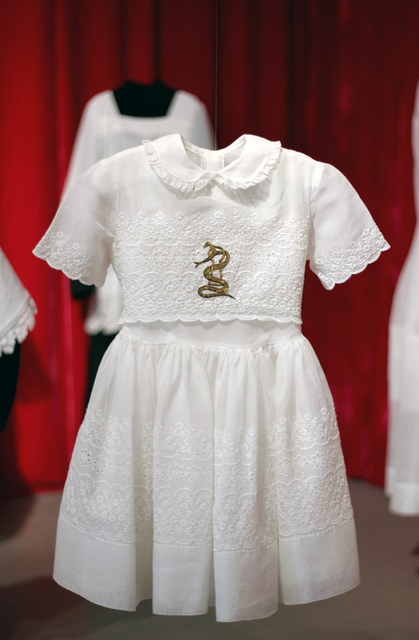 , 'The Children (Communion Dress),' 2015-2018, Lisa Sette Gallery