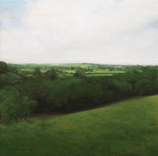 , 'Dorset Landscape,' ca. 2017, Darnley Fine Art