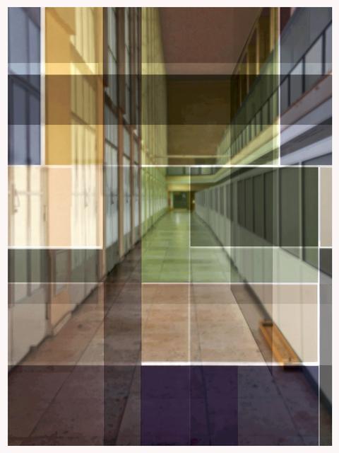 , 'Platz #5空间#5,' 2019, ART LABOR Gallery