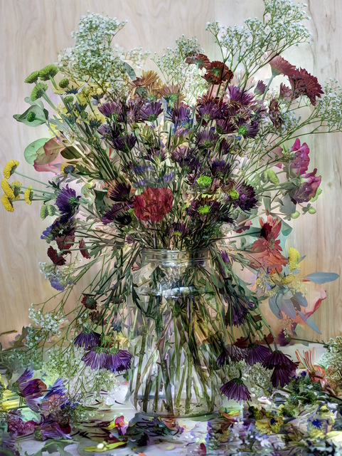 , 'Flowers for Lisa #2,' 2015, Edwynn Houk Gallery