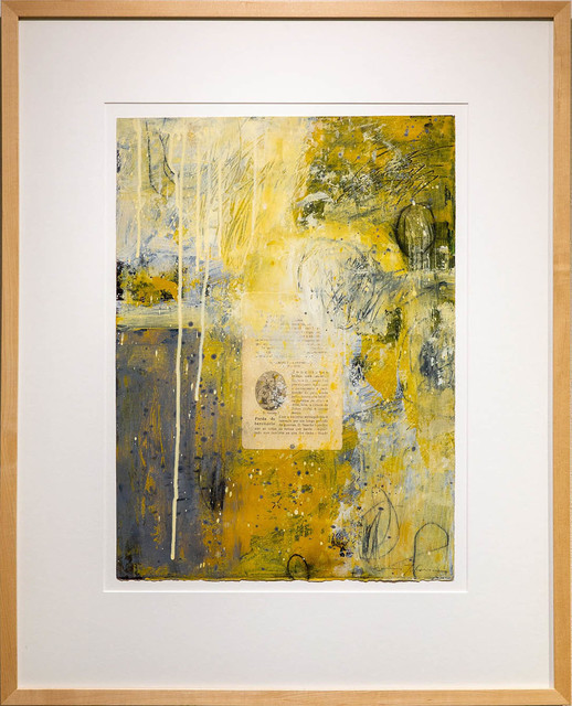 Kevin Tolman, 'Historia/Dom Sancho I', 2020, Painting, Acrylic and mixed media on paper, William Campbell Contemporary Art Inc