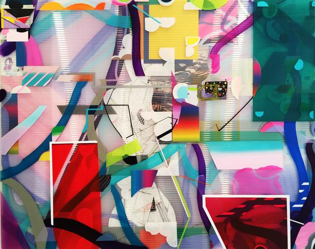 , 'New Mexico,' 2017, 532 Gallery Thomas Jaeckel