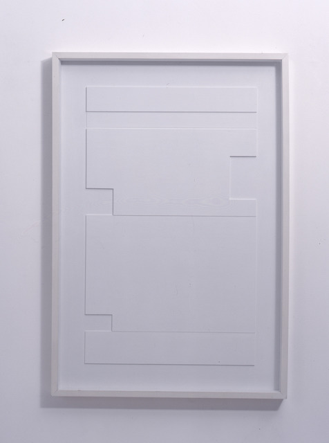 Alan Reynolds, 'Structures-Group III (31) 2/3 scale', 1994, Annely Juda Fine Art