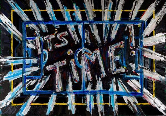 , 'It's Time,' 2014, HG Contemporary