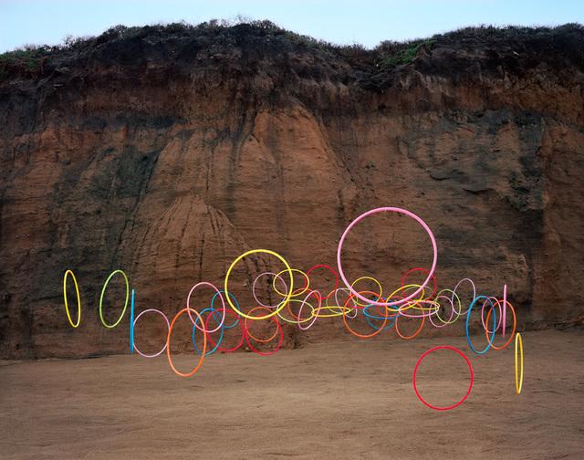 , 'Hula Hoops no. 2,' 2016, Miller Yezerski Gallery