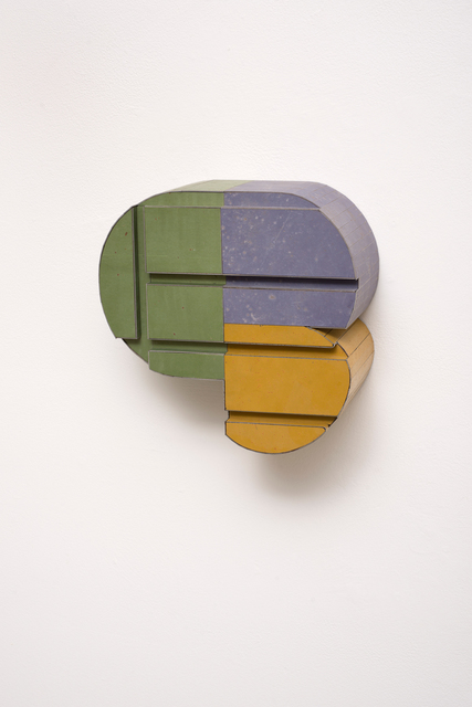 , 'Whole Half,' 2014, The Schoolhouse Gallery