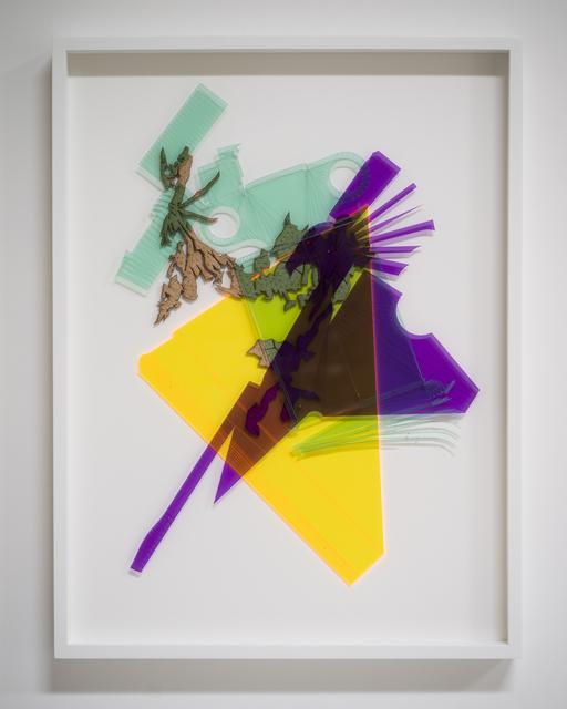 , 'Whamm! AR-7,' 2018, Quint Gallery