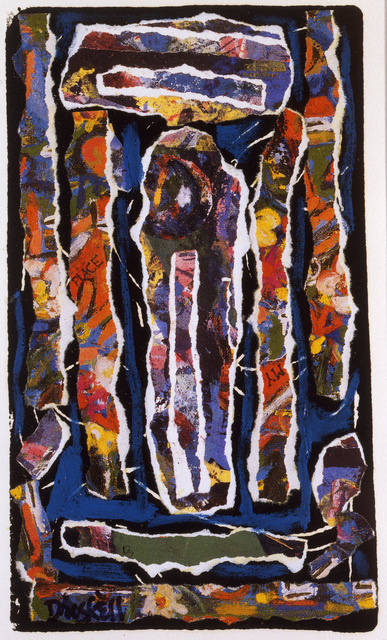 , 'Banners III,' 2005, DC Moore Gallery
