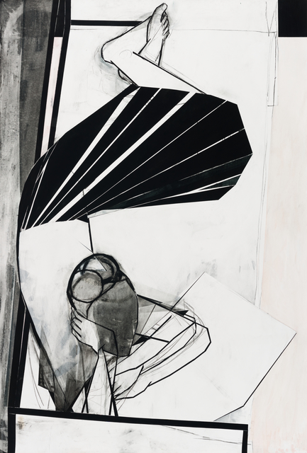 , 'Untitled,' 2017, Huxley-Parlour