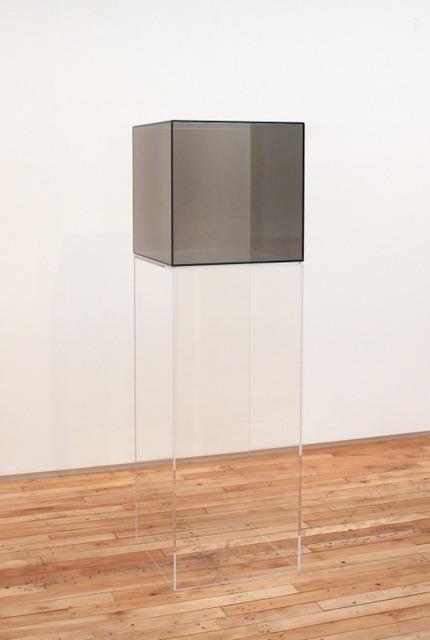 , 'Cube #38 (green),' 2007, DANESE/COREY