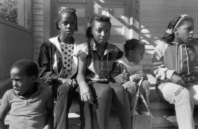 Dawoud Bey, 'Five Children, Syracuse, NY', 2005, Light Work