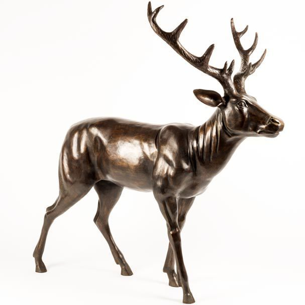 Gillie and Marc Schattner, 'The Deer ', 2018, Gillie and Marc Art Gallery