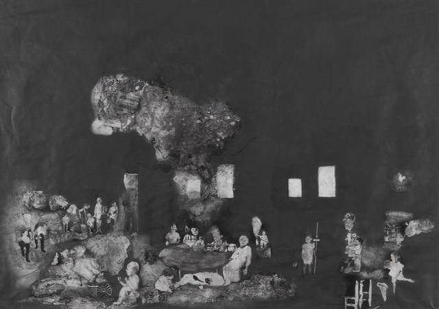 , 'Violent Ordeals (Dark Dinner),' 2011, Cob