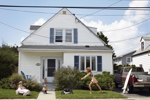 , 'Karlie Kloss, Atlantic Beach, NY, Vogue,' 2015, Atlas Gallery