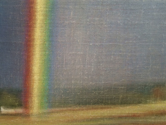 , 'Passing Rainbow,' 2015, G. Gibson Gallery