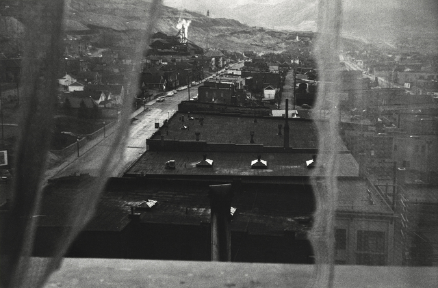 , 'Butte, Montana,' 1955, Etherton Gallery