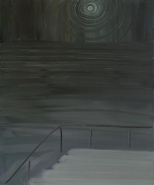 , 'Grey Borderline,' 2018, Galerie Thomas Fuchs