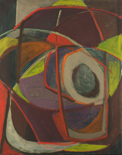 , 'Nucleus,' 1950, Berry Campbell Gallery