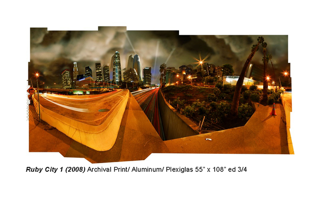 Jeremy Kidd, 'Ruby City', 2008, L'Atelier Ldep Concierge & Gallery