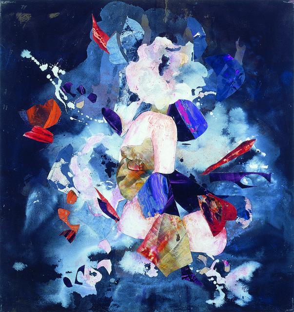 , 'Floral Mist,' 2007, Annely Juda Fine Art