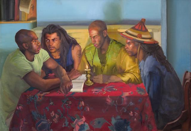 , 'Conspiracy,' 2003, Bernarducci Gallery Chelsea