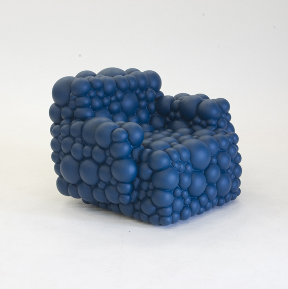 , 'Club Chair with Irregular Armrests and Back,' 2012, Industry Gallery