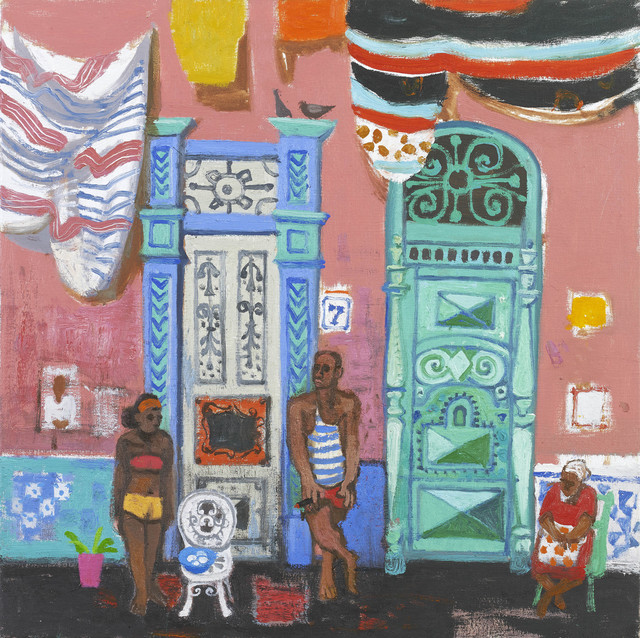 , 'Numero 7,' 2017, John Martin Gallery
