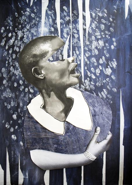 Nkechi Ebubedike, 'Bright Girls #8', 2019, TAFETA