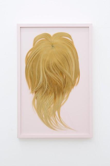 , 'Curtain Bang Champagne Glam,' 2016, PEANA