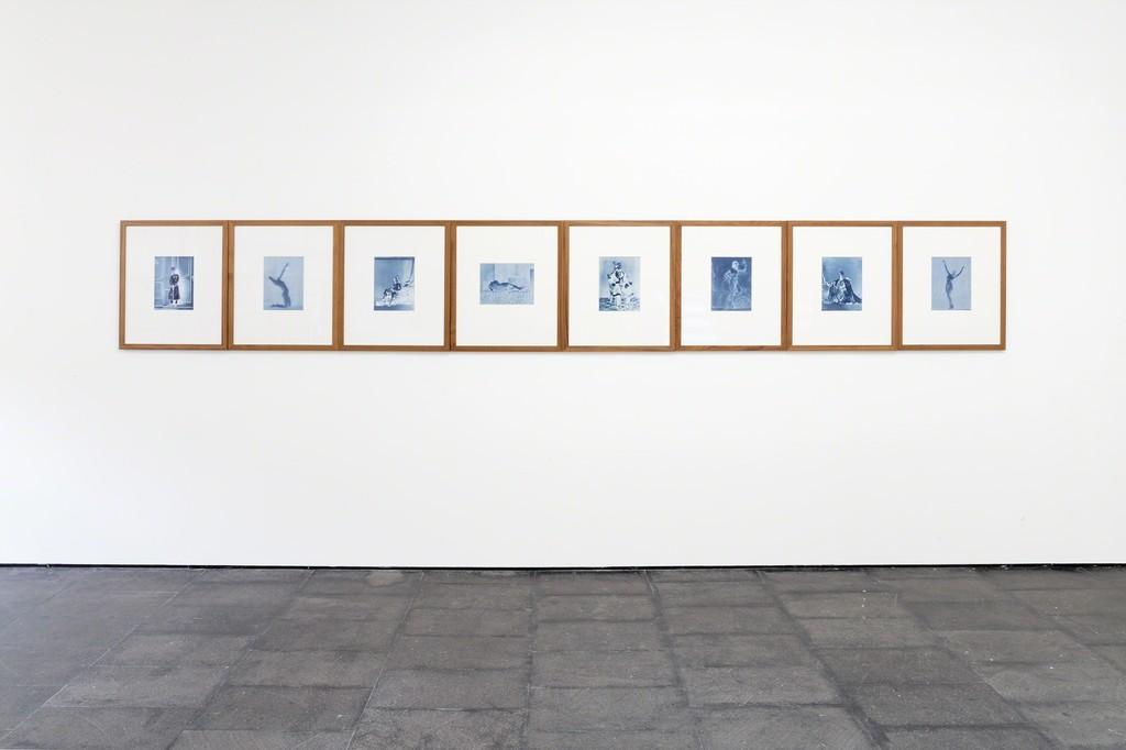Installation View: Thomas Ruff, Galería OMR, Mexico City © Enrique Macías Martínez. Courtesy of the Artist and Galería OMR, Mexico City.