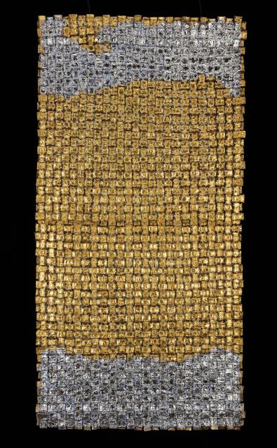 Olga de Amaral, 'Segmento 6 y 7', 2002, Bellas Artes Gallery