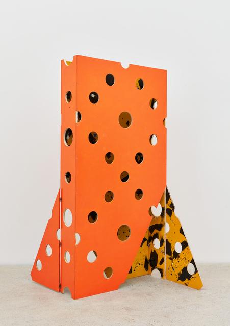 Kim Yong-Ik, 'Two-pieces 2017', 2017, Kukje Gallery