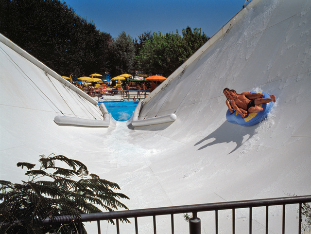 , 'Extreme Water Slide,' 2008, IMAGE IN PROGRESS
