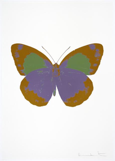 , 'Aquarius/Paradise Copper/Leaf Green,' 2010, New Gallery of Modern Art