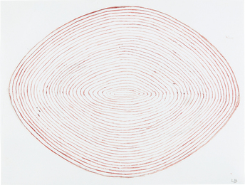 Louise Bourgeois, 'Untitled,' 1998, Phillips: 20th Century and Contemporary Art Day Sale (November 2016)
