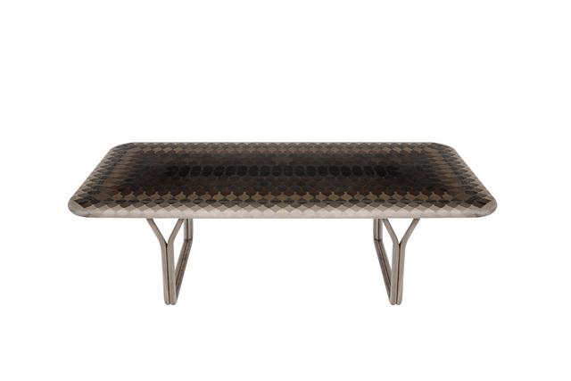 , 'InMySkin table,' 2014, YMER&MALTA