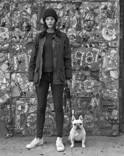 , 'Sara with Astrid,' 2016, Soho Photo Gallery