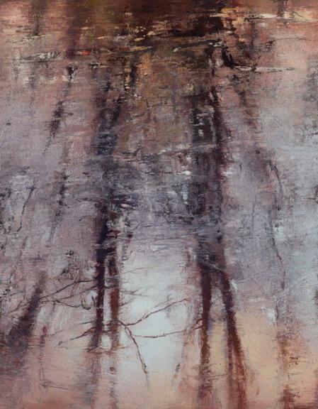 , 'Ice Pond,' 2011, Andra Norris Gallery
