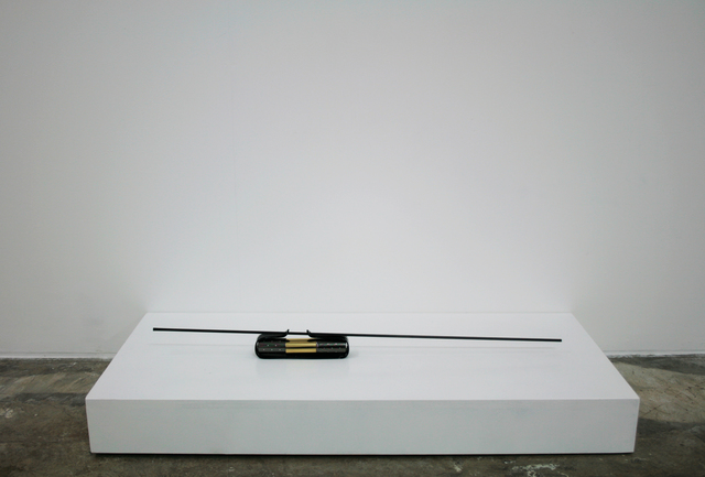 , 'Yours truly, angry mob,' 2013, Rokeby Gallery