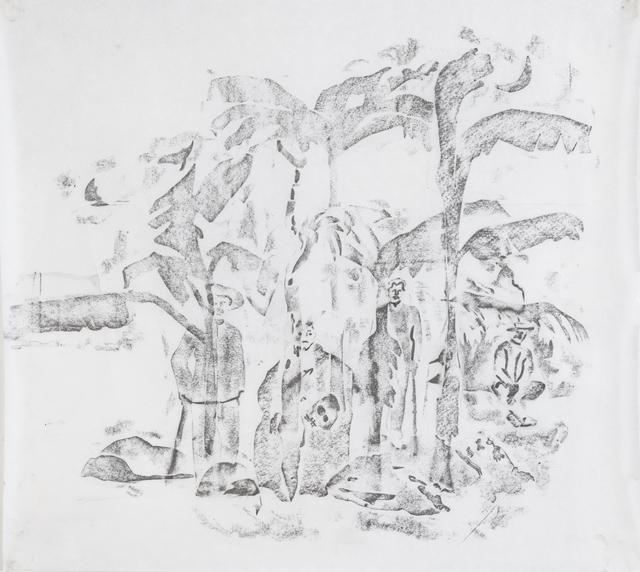 , 'Acinderos,' 2018, Taymour Grahne