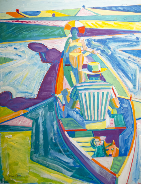 , 'Rowboat ,' 2006, Studio Shop Gallery