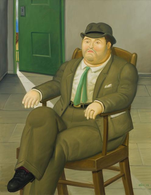 , 'Seated Man,' 2004, Opera Gallery