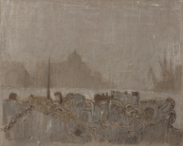 , 'Canale della Giudecca (Giudecca Canal),' 1981, Galleria d'Arte Maggiore G.A.M.