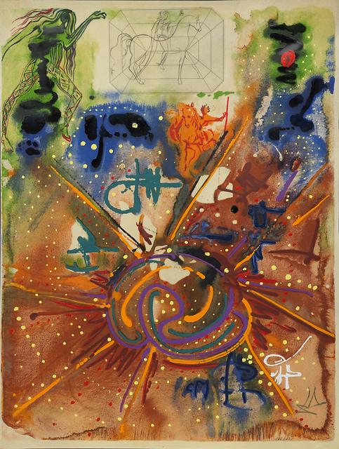 Salvador Dalí, 'Alchimie des Philosophes', 1976, Print, Portfolio of ten original etchings with drypoint, lithograph, silkscreen collage, precious and semi-precious gems, Rago/Wright