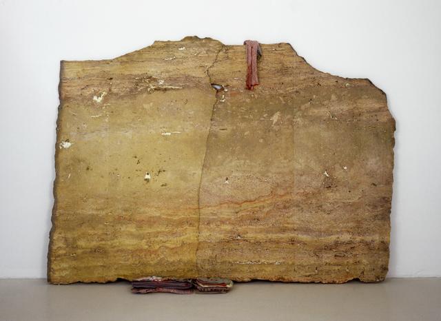 , 'angewittert (Schrei),' 2007, Galerie nächst St. Stephan Rosemarie Schwarzwälder